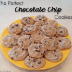 Best Ever Chocolate Chip Cookies