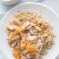 Easy and delicious crockpot pineapple chicken!
