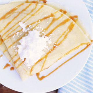 The best crepe recipe - how to make crepes that are amazing, every time!