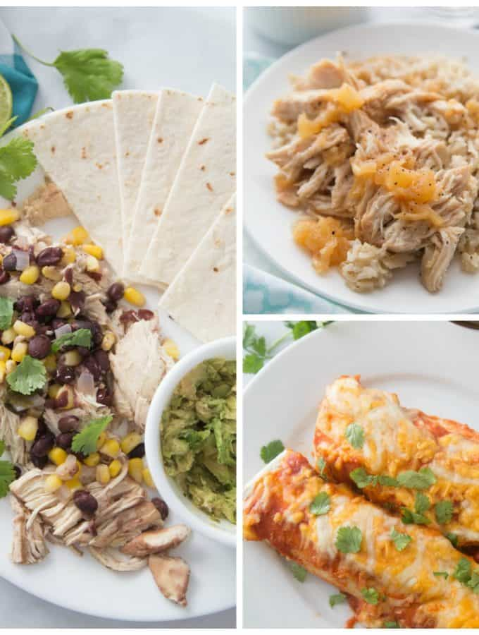 Make Ahead Freezer Meals with Shopping List