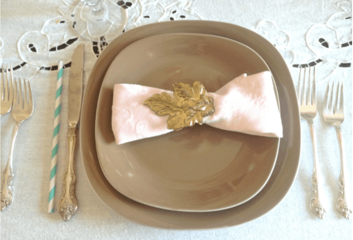 How To Throw a Dinner Party for 12 – Under $50!