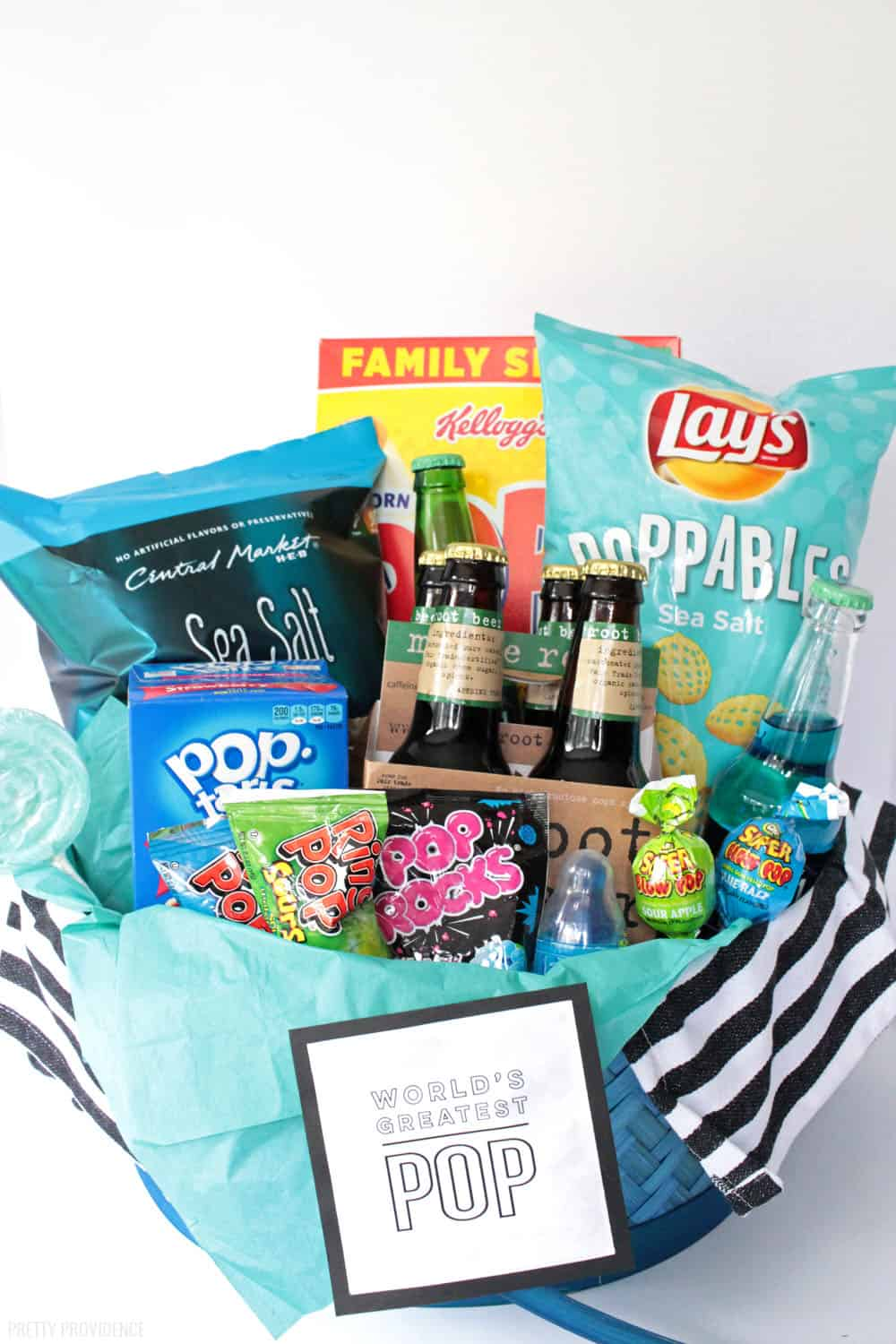 New Dad Gift Basket - Expectant Father Gifts