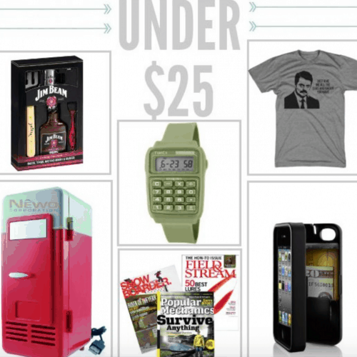Father's Day Gift Ideas for $25 or Less
