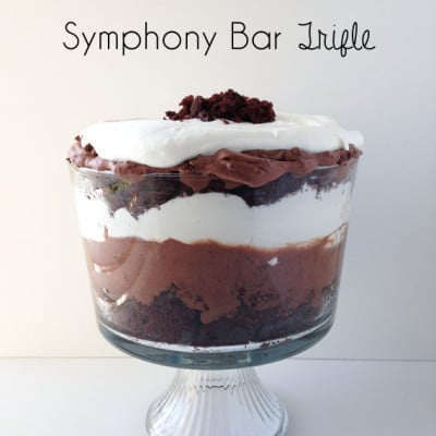 Chocolate Mousse Symphony Bar Trifle