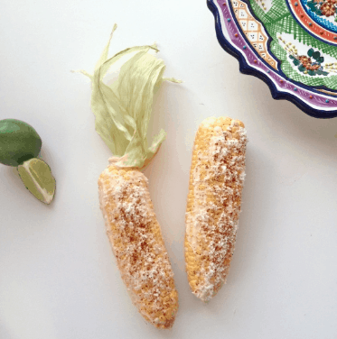 Elote: Mexican Grilled Corn
