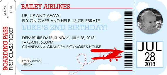 adorable airplane birthday party pretty providence