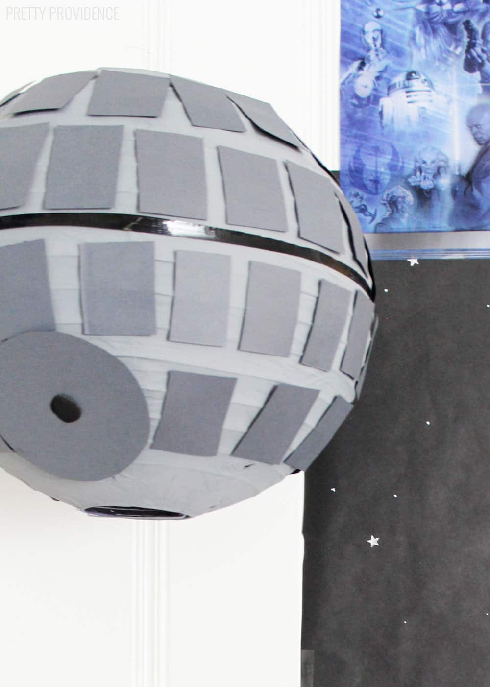 Star Wars Party Decorations - Death Star