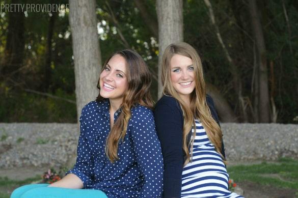 Jessica and Sarah Pretty Providence