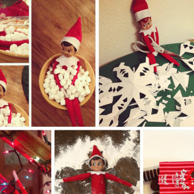 26 Awesome Elf on the Shelf Ideas