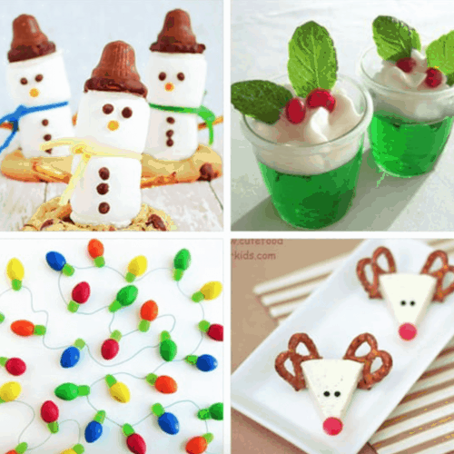 31+ Easy Christmas Treat Ideas!
