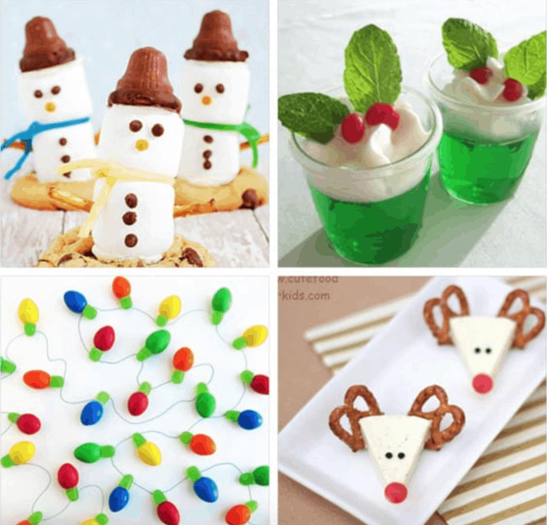 31+ Easy Christmas Treat Ideas
