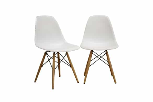 mid century modern chairs on amazon - lowest price i've ever seen on these
