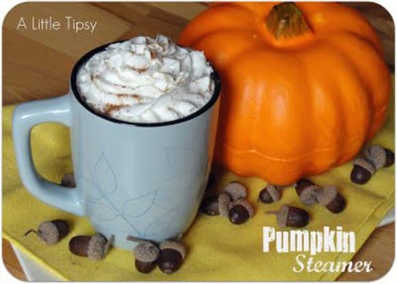 Pumpkin Steamer