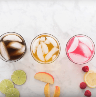 Non alcoholic party drinks!