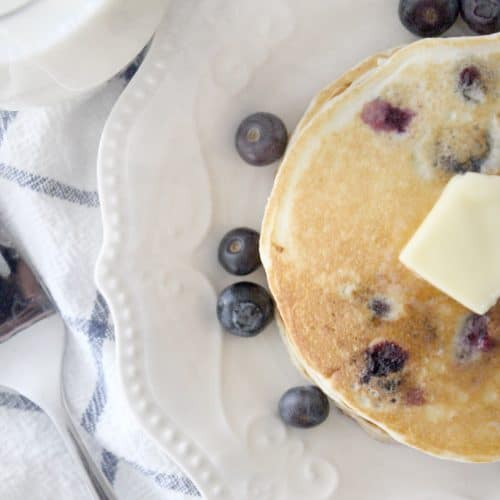 best-blueberry-pancakes