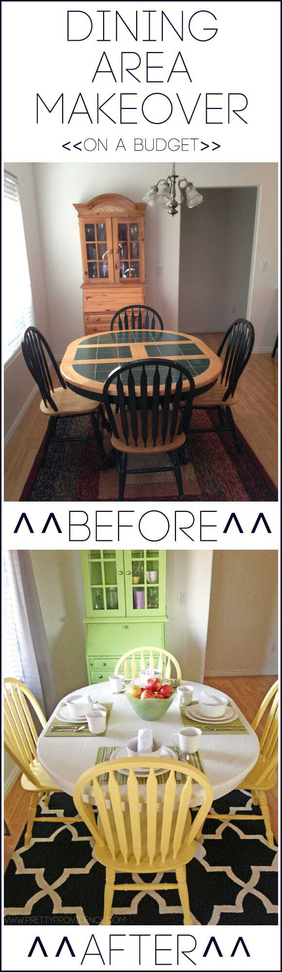 dining-room-makeover-on-a-budget