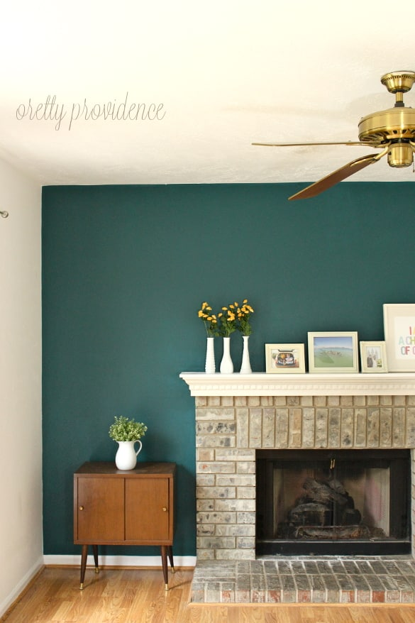 textured surface accent wall