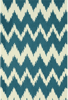 ikat rug - overstock $158.40 | this post has tons of other cute rugs under $160!