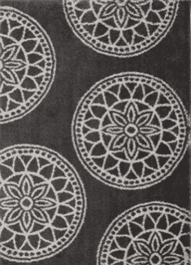 medallion rug - target $99.99 | this post has more rugs under $100!