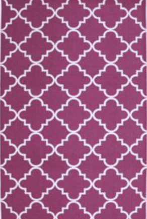 trellis rug - kohls $49.99 for 5x7 or $114.99 for 8x10! | this post has tons of other cute rugs under $100