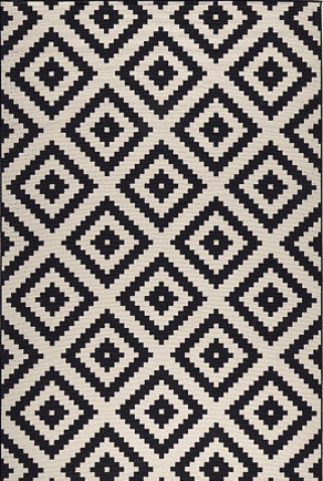 tribal rug - amazon $143.81 | this post has tons of other cute rugs under $150!