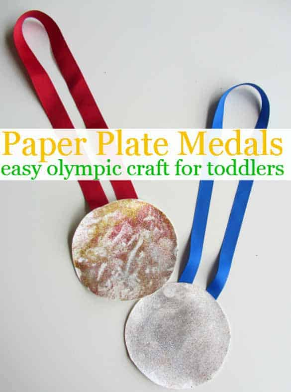 20+ olympic crafts and recipes