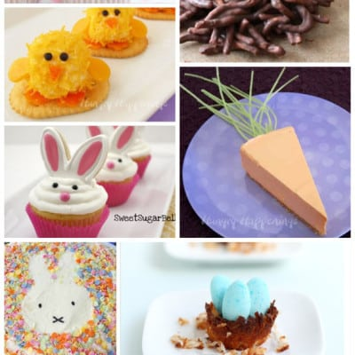 25 Fun and Festive Easter Treat Ideas