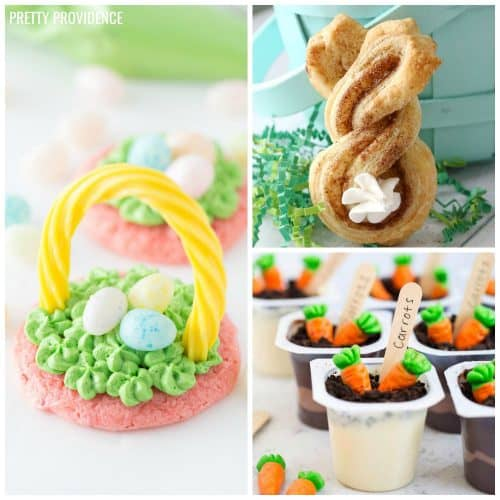 Fun, Festive & Easy Easter Desserts