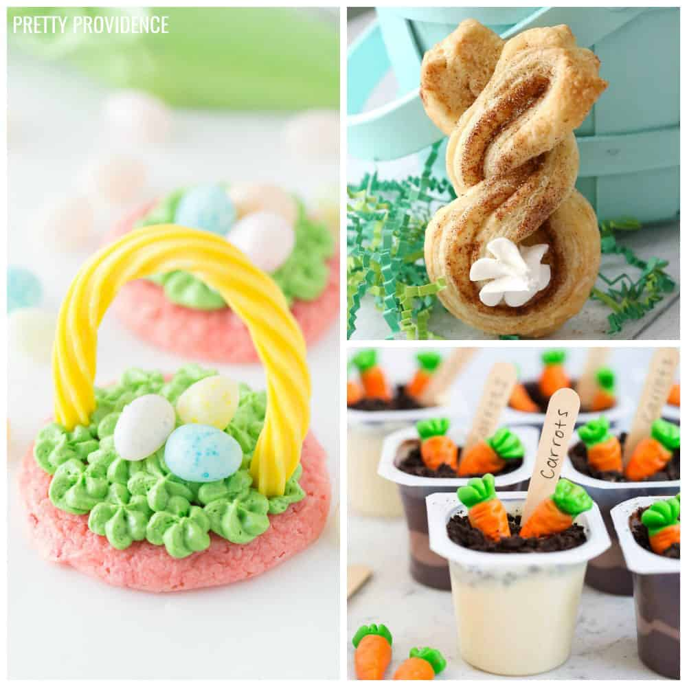 Fun, Festive And Easy Easter Desserts Recipes