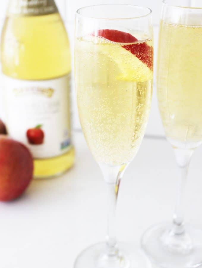 Sparkling Apple Cider – Martinelli's Copycat