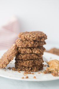 The perfect chocolate no bake cookies! These chocolate peanut butter cookies are to die for good. Plus, easy enough for your kids to make!