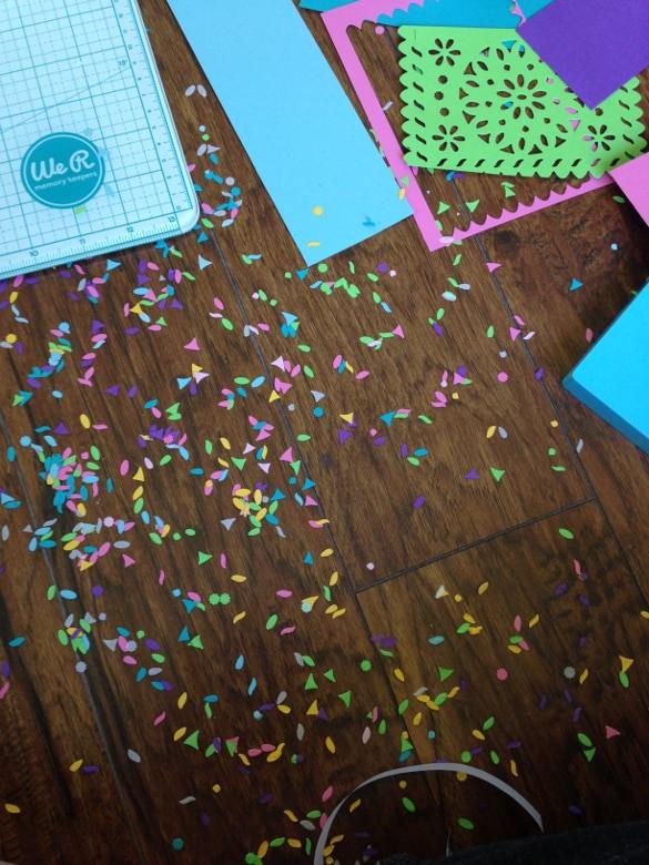 We R Memory Keepers Die Confetti