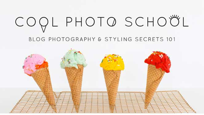 Cool Photo School - the best photo styling resource out there from a great blog!!