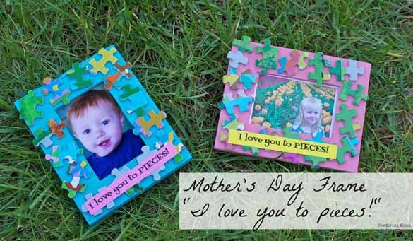 Fun and easy DIY Mother's Day gift ideas!