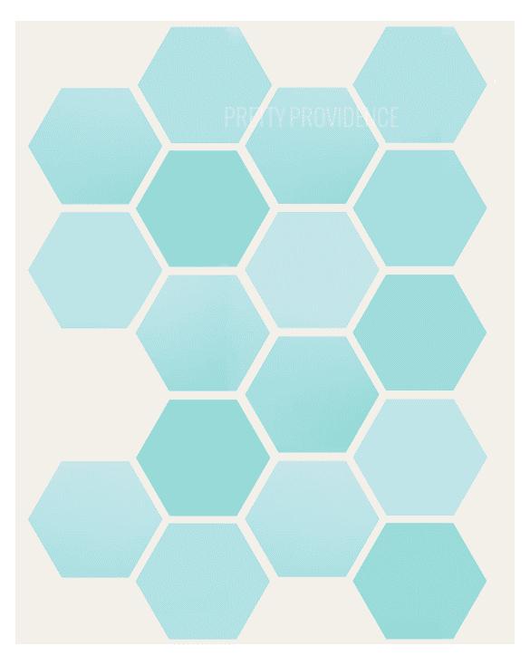 Geometric Free Printable