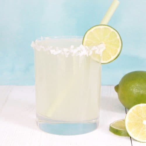 Low Calorie Coconut Limeade