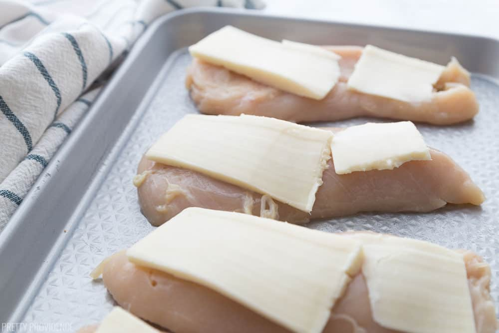 Chicken Breast and Stuffing Recipe