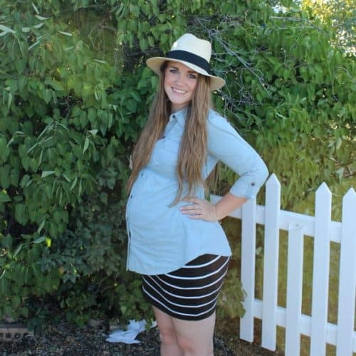 Maternity Style on a Budget