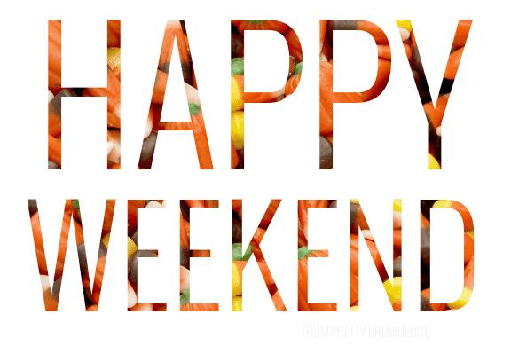 Happy Weekend: Links to Love