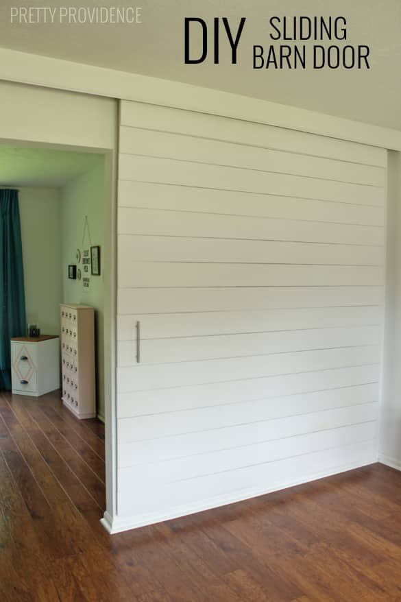 Sliding Barn Doors Barn Door Sliding Diy