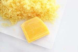 grated felt naphtha soap bar