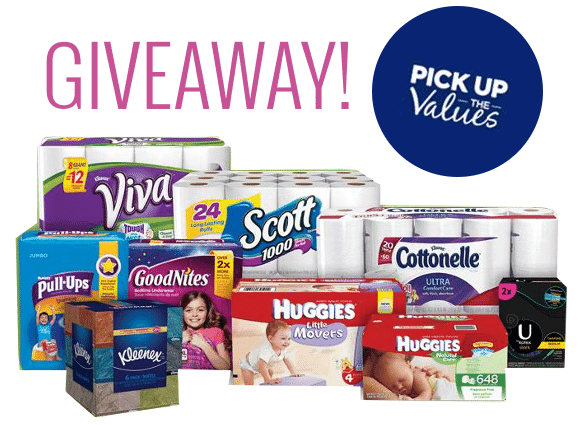 huge household products giveaway!