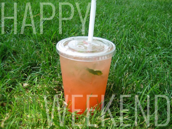 Lemonade weekend