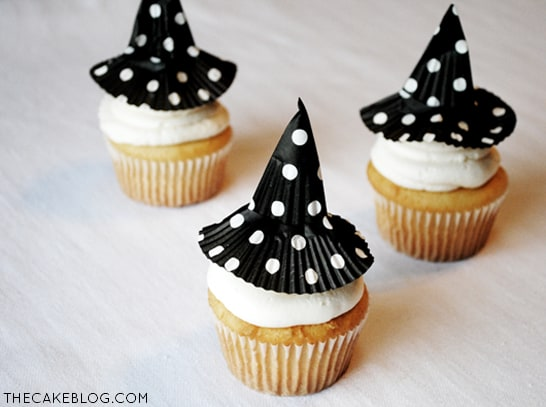 Witch Treats for Halloween