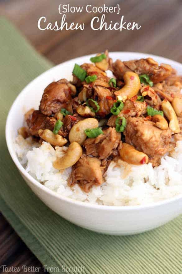 11 unique and delicious chicken crock pot meals!