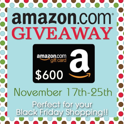 amazon giveaway button