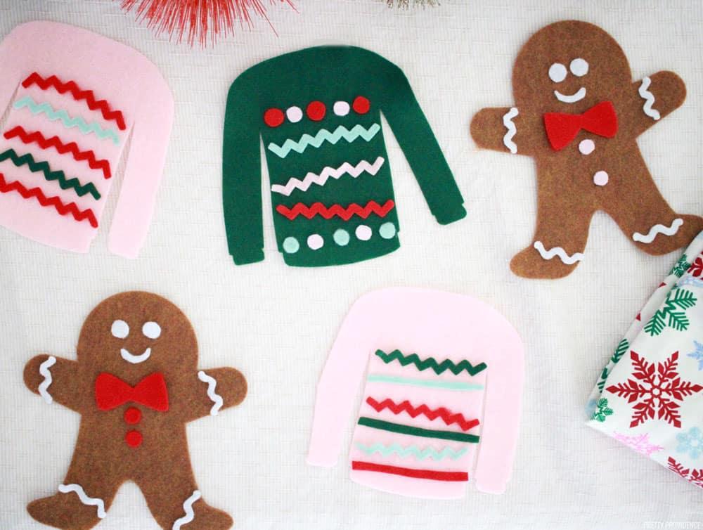 Homemade Tacky Sweater Ideas