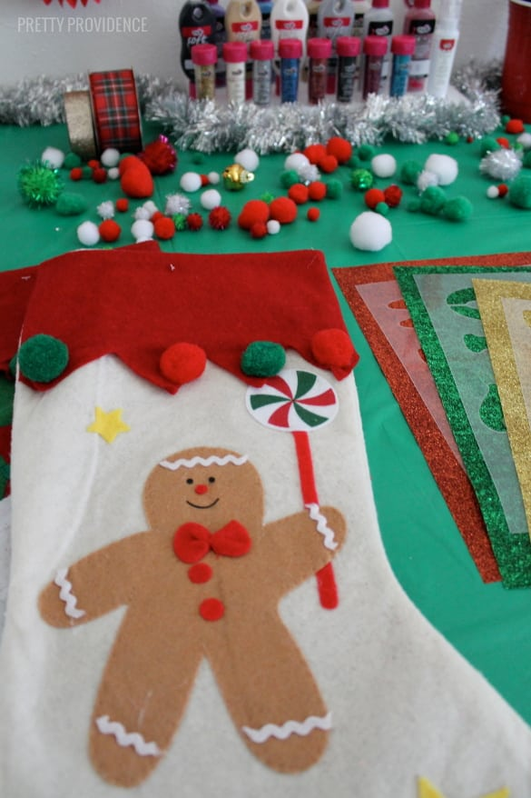 how to throw a 'make your own ugly sweater' party!