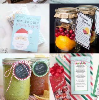 I LOVE all these neighbor gift ideas! Nothing beats cute, thoughtful and EASY!
