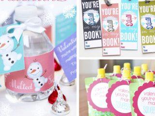 30+ Awesome Free Printable Valentine Ideas